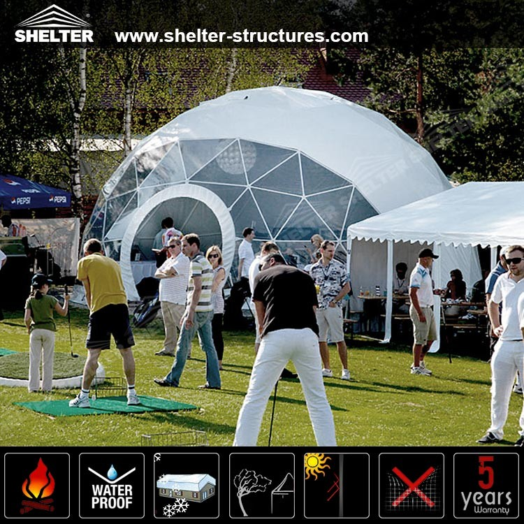 Best Selling Products Temporary Portable Sport Dome