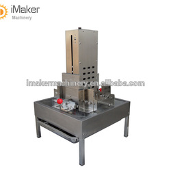 automatic chocolate making machine commercial chocolate tempering machine