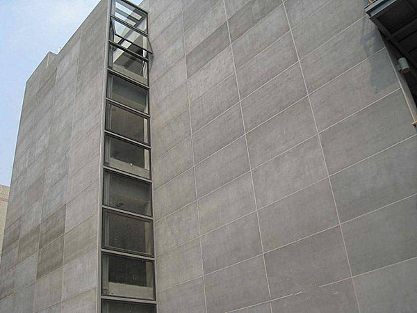 Cement Board Panels : High density waterproof cellulose fiber cement board