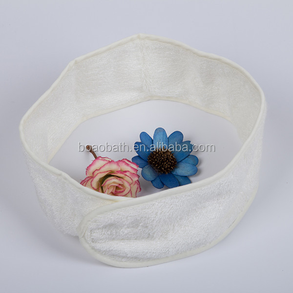 Bamboo Headband Spa Hairband