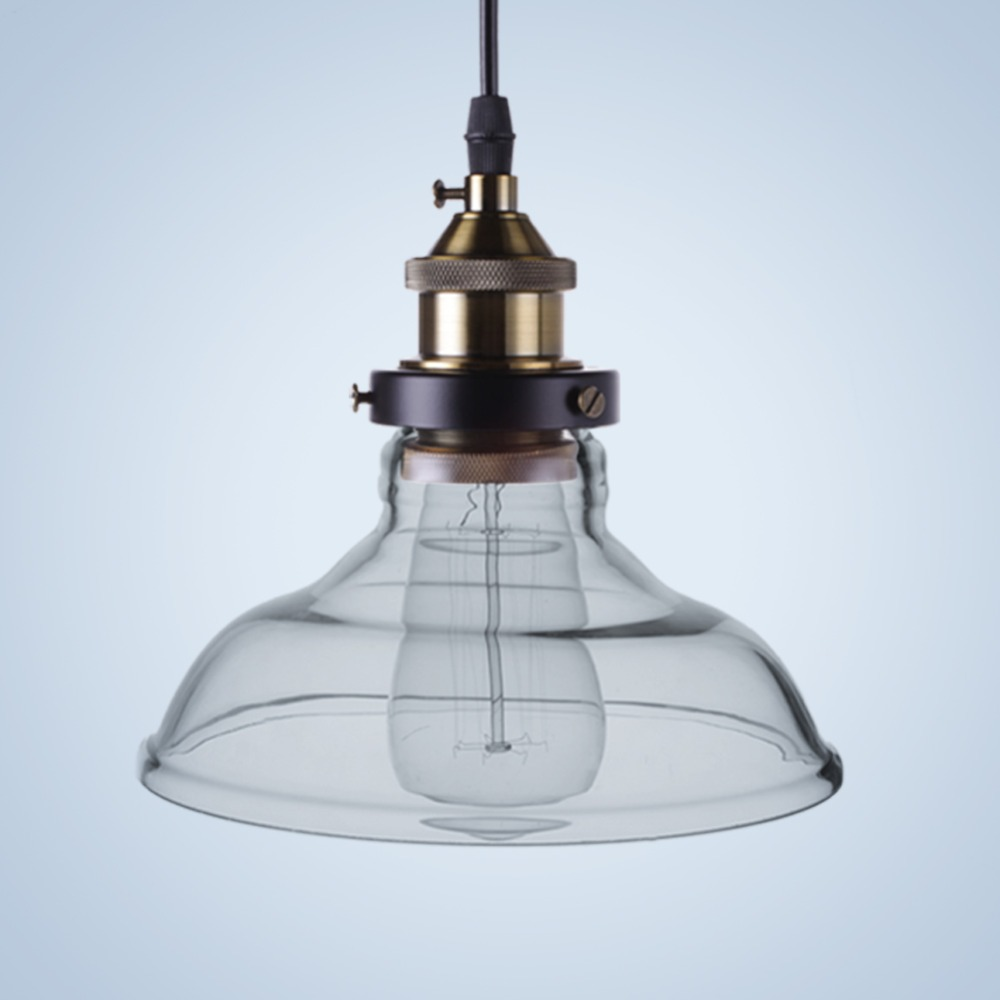 Industrial Home Lighting: Aliexpress.com : Buy Vintage Glass Shadelamp Pendant Lamp