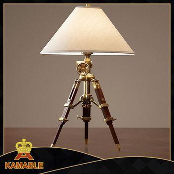 Antique Design Wrought Iron Table Lamp