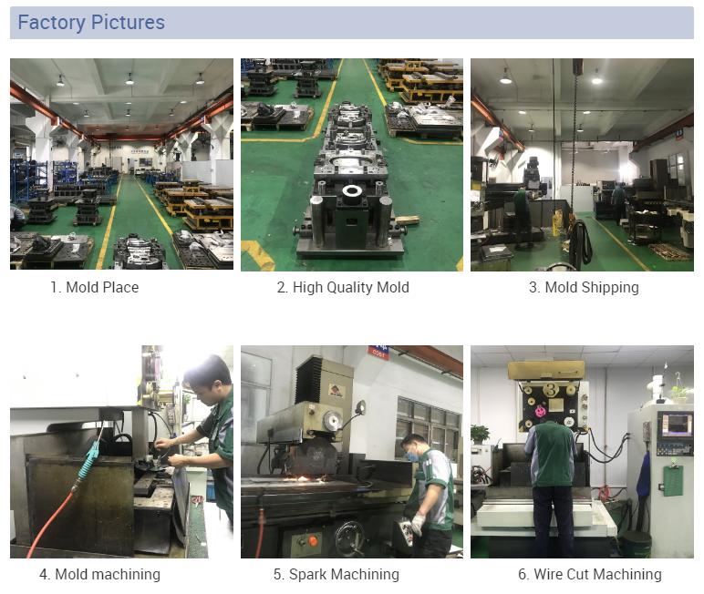 China Metal Stamping Perfuração Do Molde Personalizado, estampagem progressiva mluld OEM de alta precisão que carimba morrer progressiva