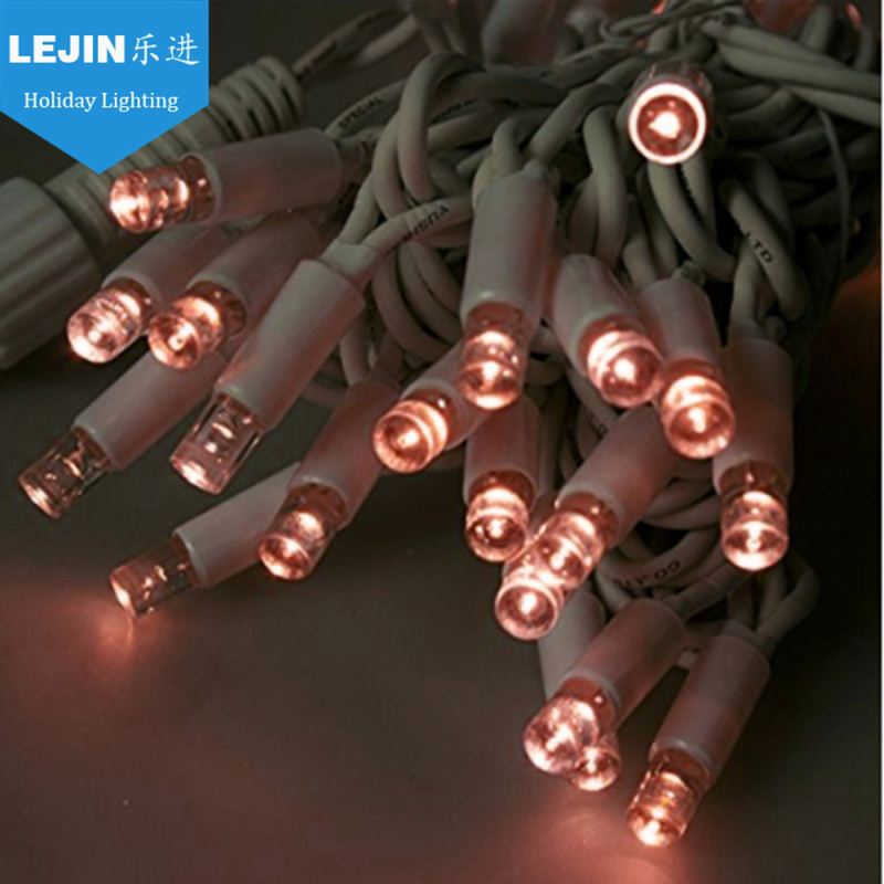 New promotion Plastic rubber ip65 led string light