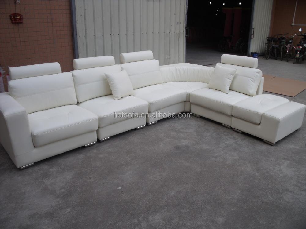 Witte Woonkamer Set : L vorm moderne meubelen bankstel l vorm moderne sofa woonkamer set