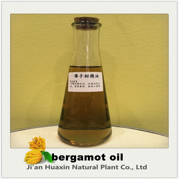 Organic Bergamot mint Essential oil Extracts benefits for skin hair aromatherapy