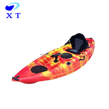 customized plastic rotomolded canoe kayak boats wholesale