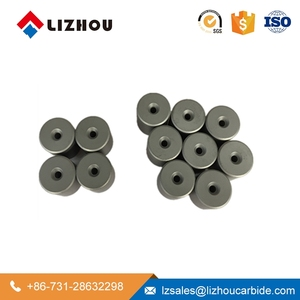 Tungsten Carbide Wire Drawing Die Nibs Mold Core Without Steel Casing For Wire drawing