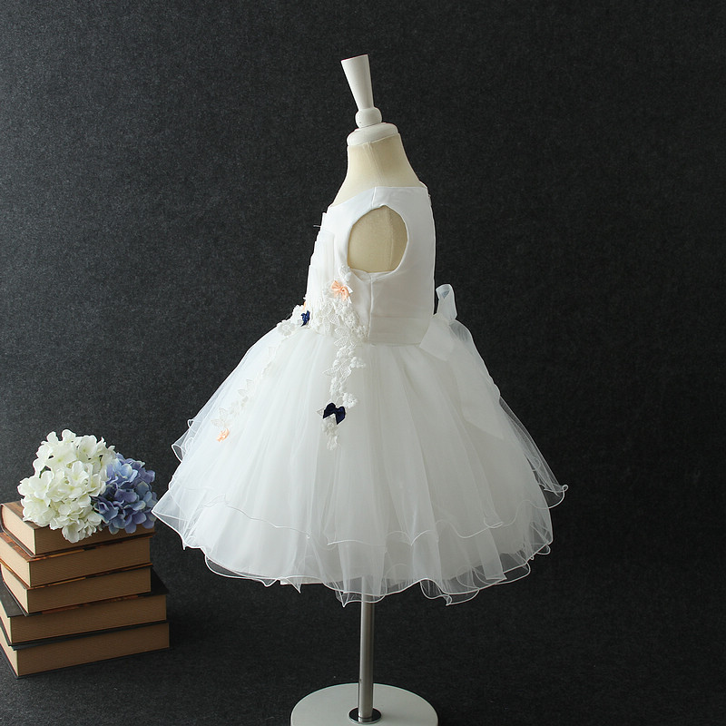 Wholesale Clothes Turkey Baby Girls Summer One Piece Party Dress ...