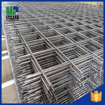 Q195 6 Gauge 5x5 6x6 Concrete Reinforcing Steel Bar Welded Wire Mesh ...