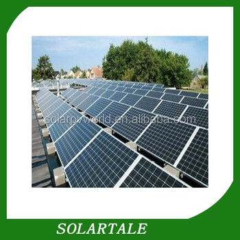 High Quality Hybrid 2kw Solar Power System For Home Use