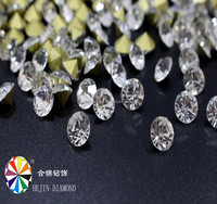 glass made chatons point back rhinestones as 888 quality