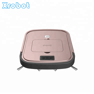 Smart robot 2kg ultra-thin mini table home vacuum cleaner