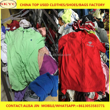 China Factory Womens Plus Size Second Hand Used Clothing And Shoes ...
