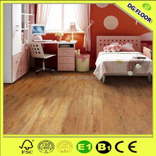 HIgh quality AB grade 12/15mm elm plywood engineering wooden flooring German technology