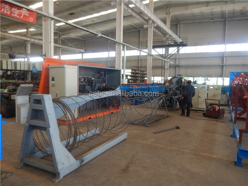 New design stirrup bending machine FOR BRIDGE with high quality