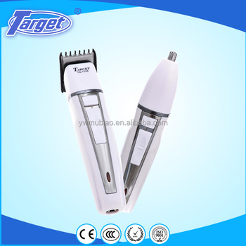 Best for men Hair Clipper&Nose Trimmer 2 in 1