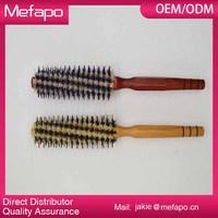 Handmade salon chaep boar bristle hair brush