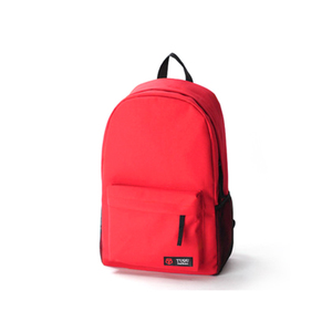 Promote Cheap School Backpack Rucksack,Canvas School Backpack,Pure Color Backpack
