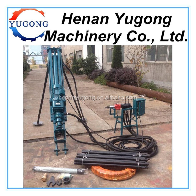 Rock Drilling vertical drilling machine price