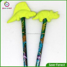 New Novelty Toy Animal Shape Pen Cap Eraser Pencil