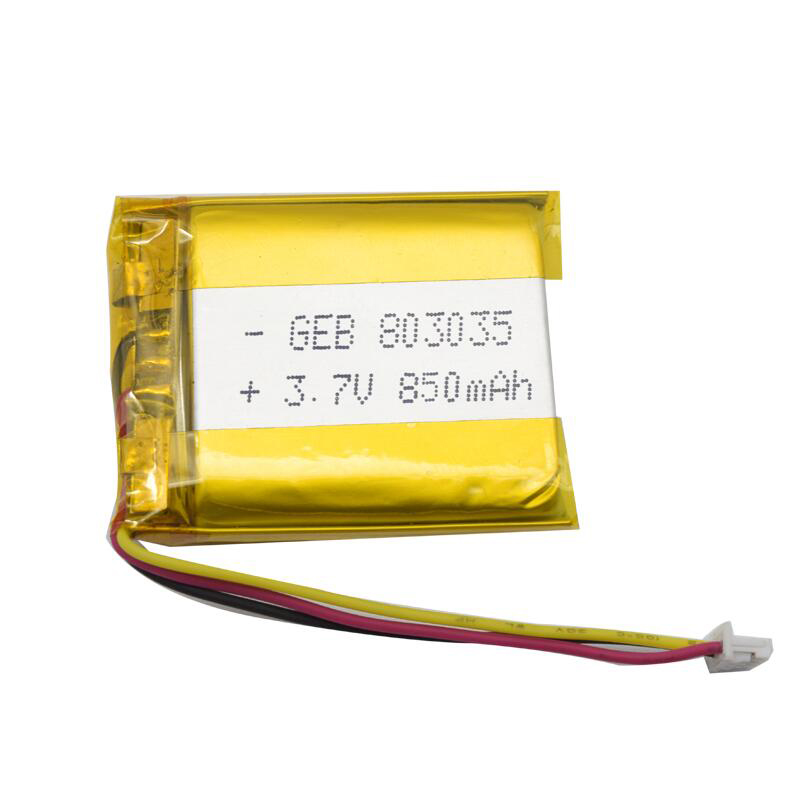602045 lithium ion battery 3.7v 500mah rechargeable battery
