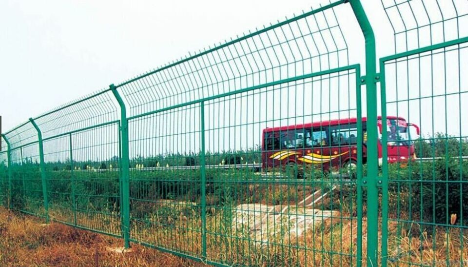 Galvanized Welded Wire Fence Panels,Garden Fence Panels,Cheap Fence ...