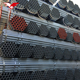 BS1387 Class A B C DN25 Galvanized Steel Pipes g i pipe Tensile Strength S195