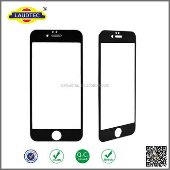 2015 Mobile accessories Factory wholesale for iphone 6 tempered glass screen protector , other models screen protector