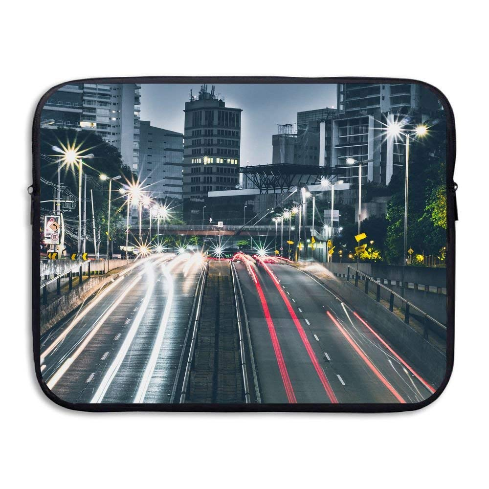 Reteone Laptop Sleeve Bag Cool Street Graffiti Art Cover Computer Liner Package Protective Case Waterproof Computer Portable Bags