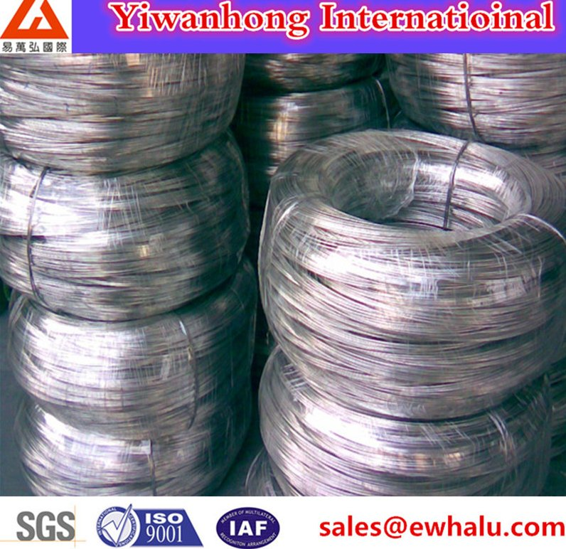 Customized diameter 1350 1370 aluminum wire cable for electrical