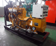 China Power Natural Gas Electric Generator 50kw