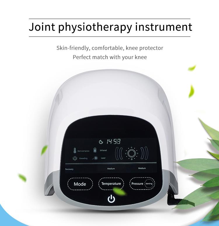 Yeni Buluş 4 In 1 Fizik tedavi Romatizmal Artrit Diz Ağrısı Masajı