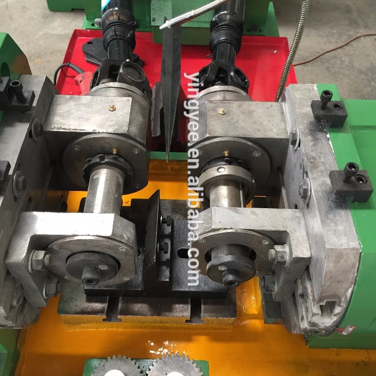 Steel pipe thread rolling machine for sale