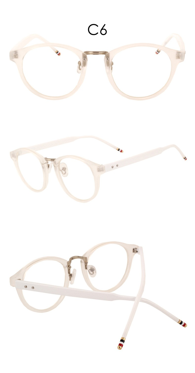Fashion Optical Glasses Frame Clear Lenses Glasses Women Prescription Eyewear Computer Glasses Eyeglasses Frame Women CC5040