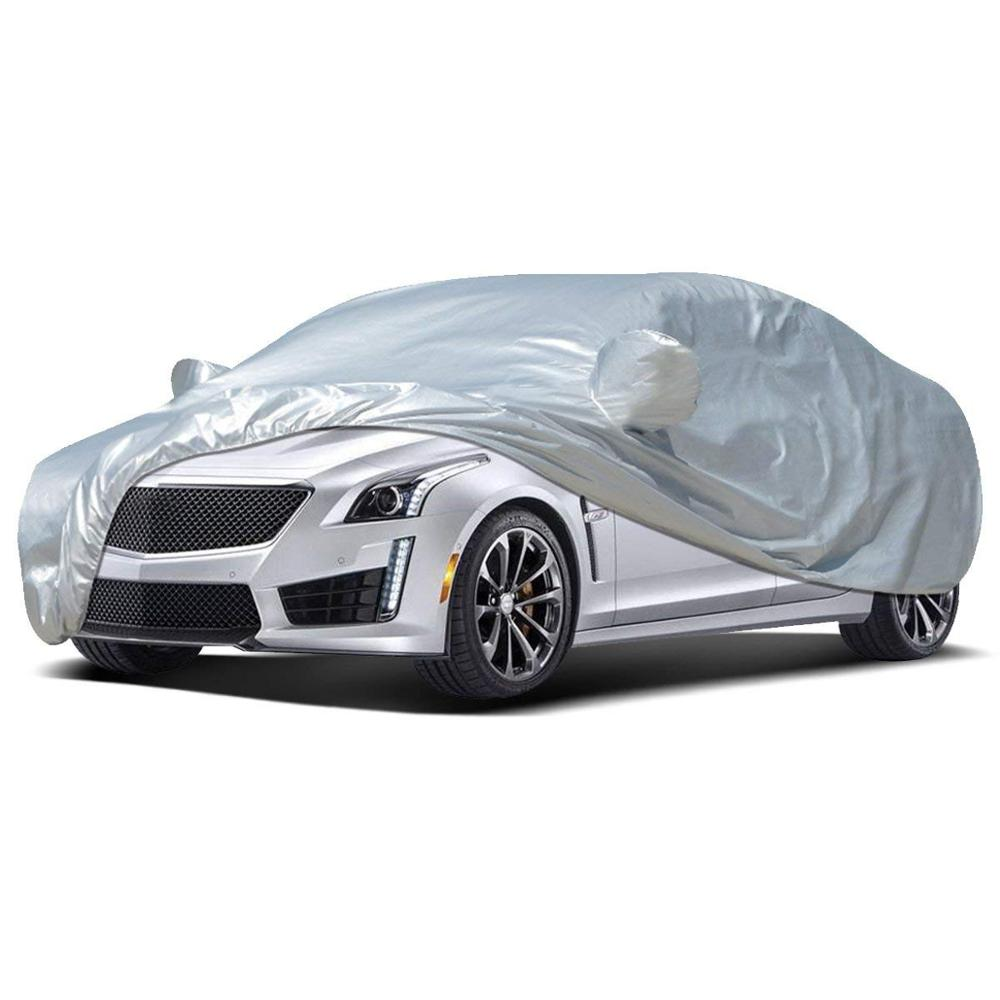 Universal custom oxford Outdoor Waterproof Anti-Dust Sunproof Car Cover Fits Most Cars