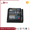 6 Channels Mixer Professional DSP OR Digital Mixing Console (AMS-D604-DSP)