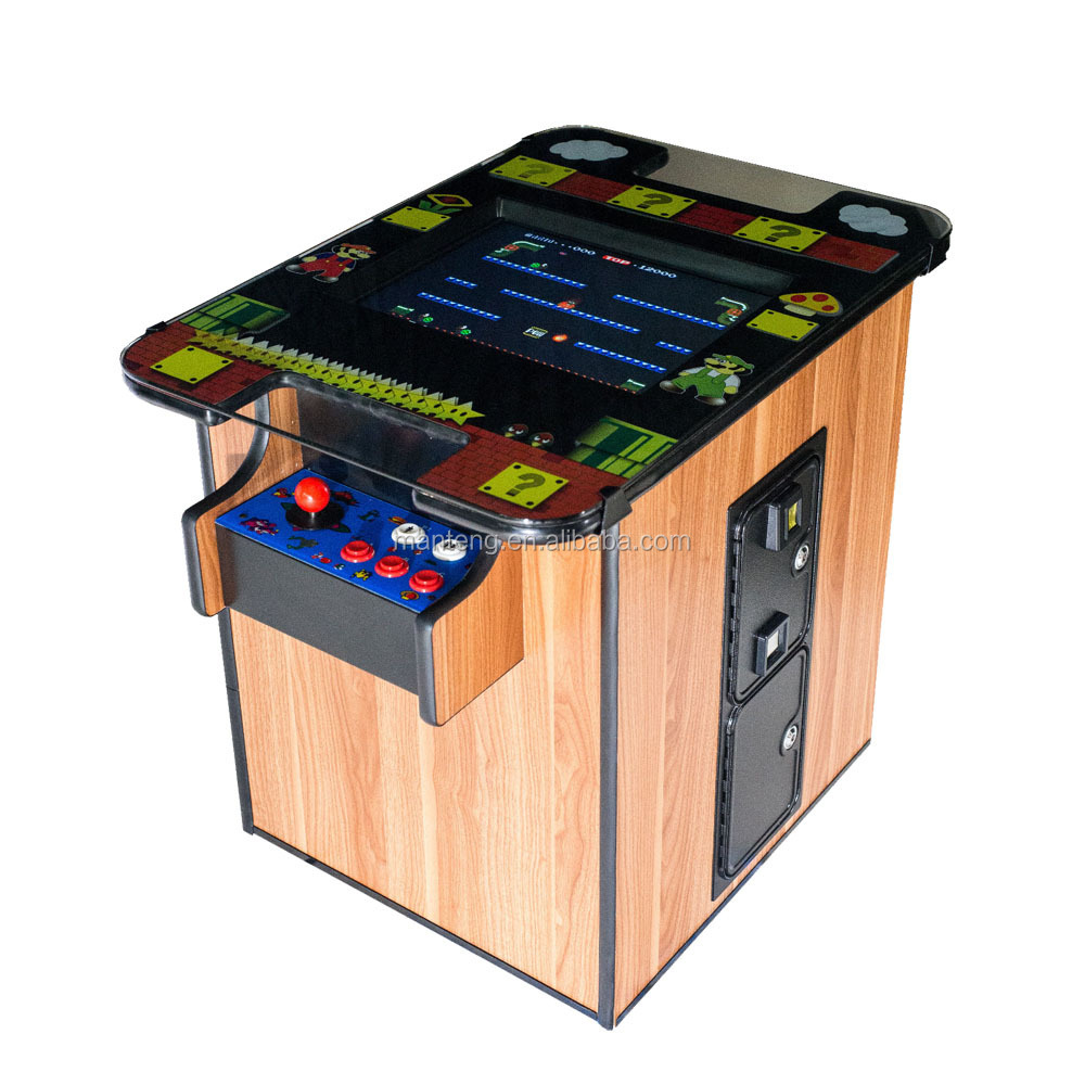 Ms Pacman Multi Game Cocktail Table Video Arcade Buy Multi Game Cocktail Table Video Arcade