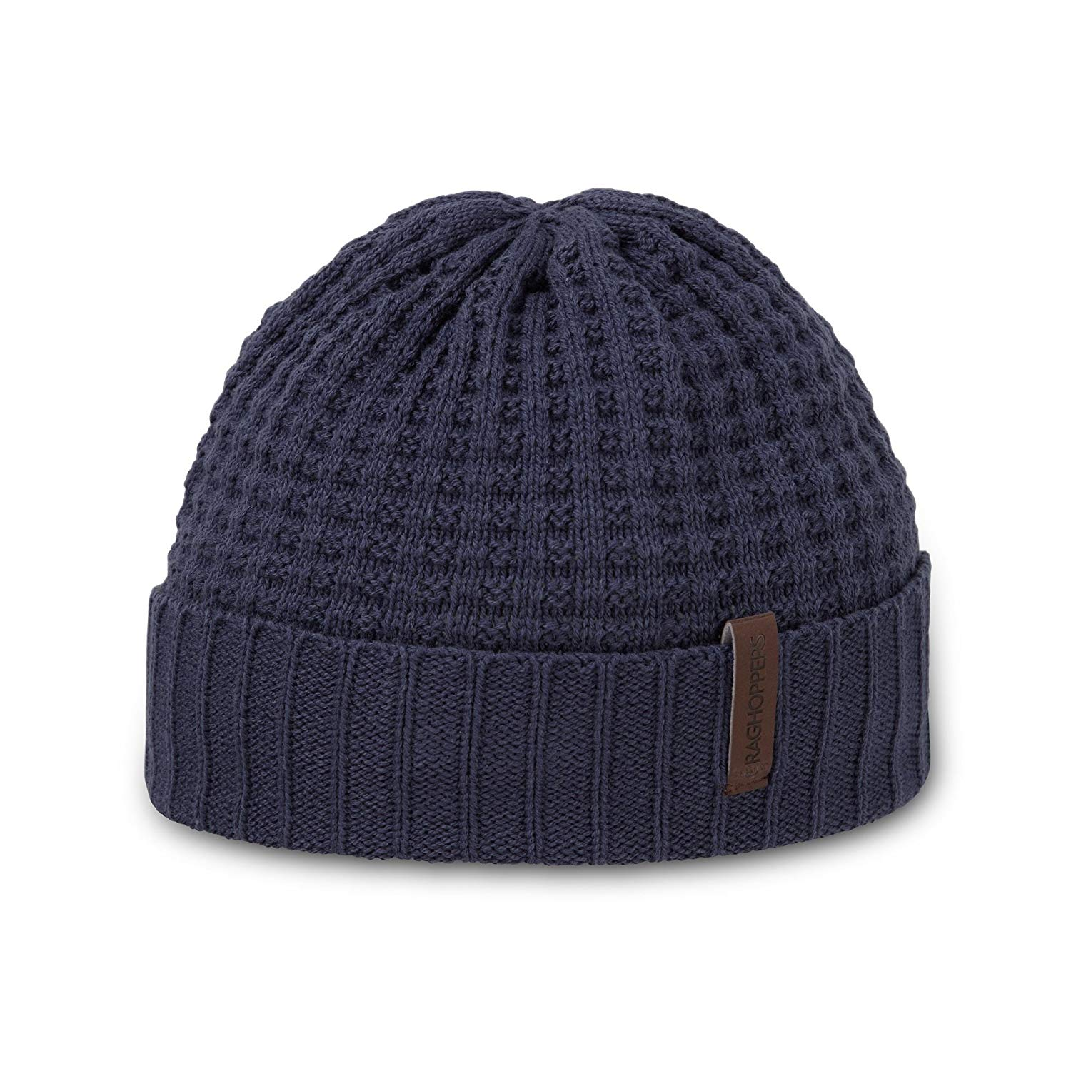 a424ed1af4b Get Quotations · Craghoppers Outdoor Unisex Brompton Waffle Knit Beanie Hat