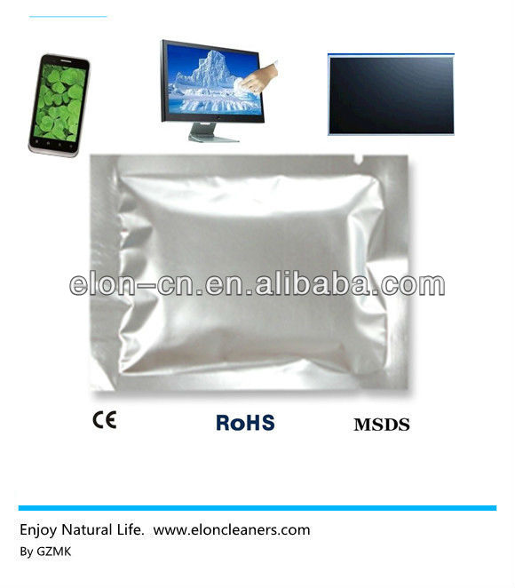 LCD Anti-static Dry & Wet Lens And Screen Cleaning Wipes Tissues/Laptop Computer Screen Wiper