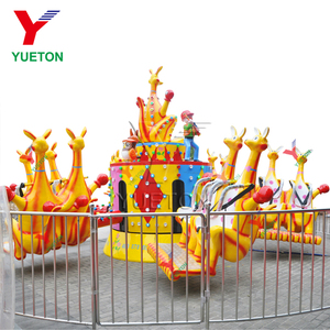 High Quality Used Funfair Rides Playground Attractions Funny Kangaroo Jumper Rides