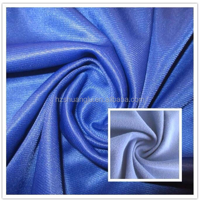 China produced warp knitting tricot high quality burn out fabric