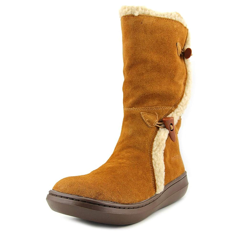 3c54c224cea0 Rocket Dog Women s Boyd Fur Lined Suede Wedge Heel Platform Ankle Boots  130.56. Rocket Dog Women s Slope Calf Fur Winter Boots