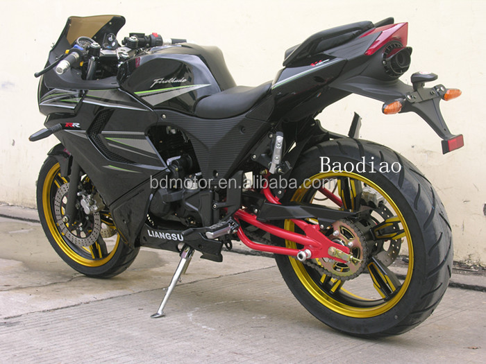 EEC EPA DOT New Motorbike Cheap Racing Sport Motorcycle 200cc For Sale 4 Stroke Engine Motorcycles Wholesale China Manufacture