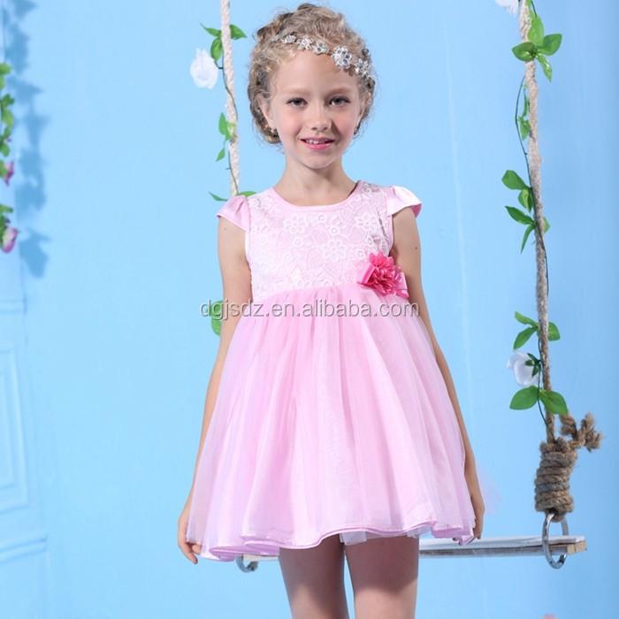 Vestidos De Moda Para Adolescentes Niños Partido Vestido De Moda ...