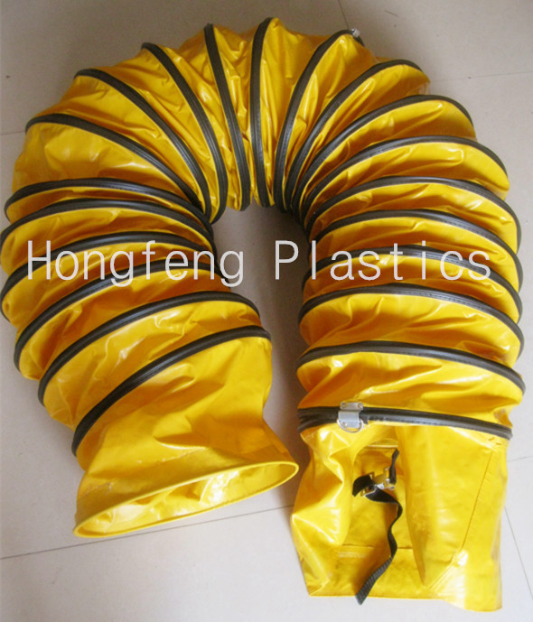 heater ducting, plexible pvc air duct hose