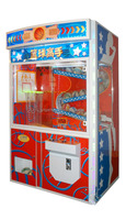 New arrived Guangzhou Luxury Basketball arcade hoop games