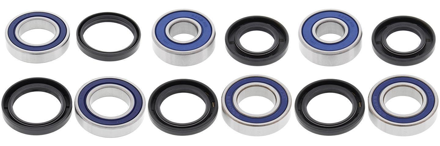 ALL BALLS All Bearing Kit for Front and Rear Wheels fit Honda TRX200SX 86-88