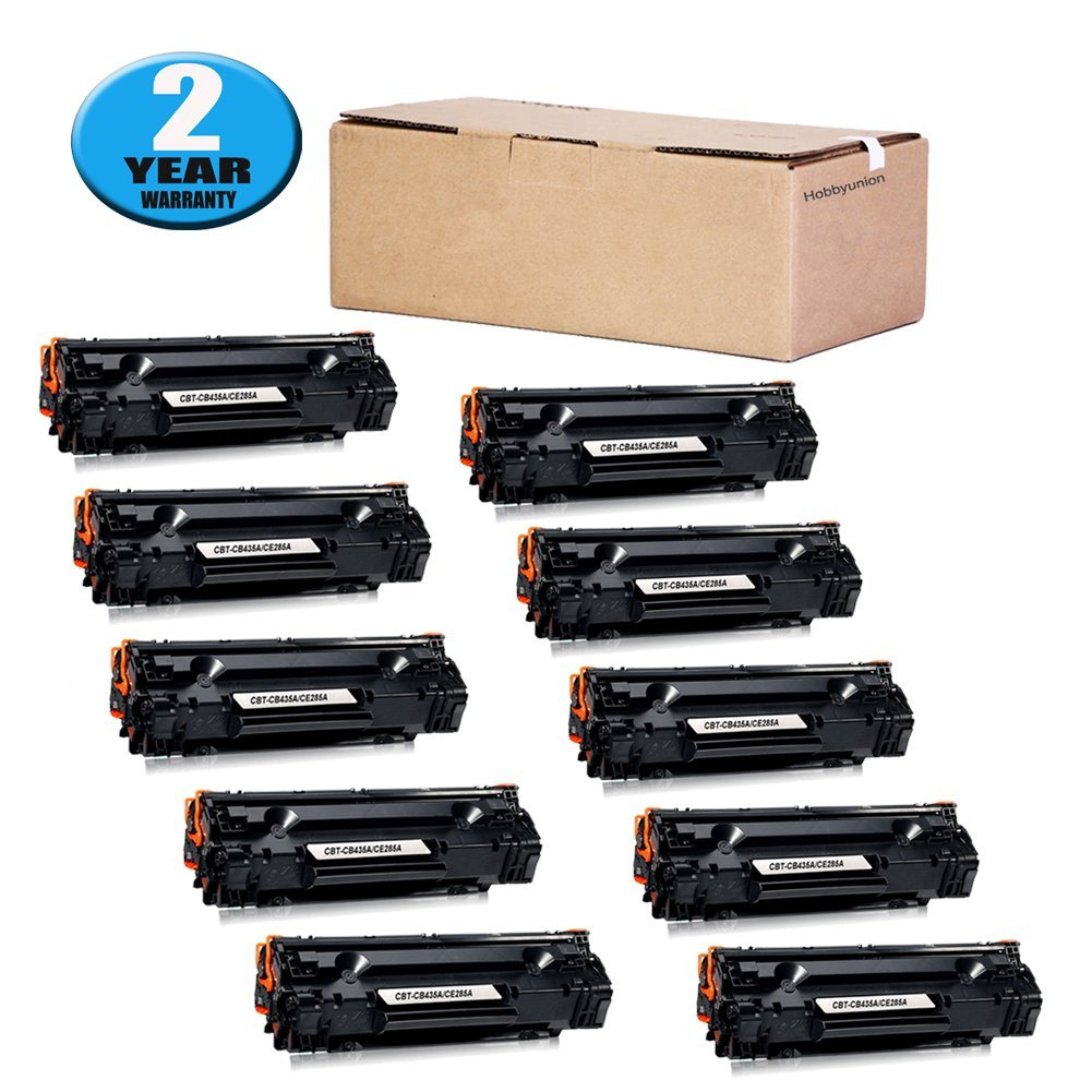 Cheap Hp 85a Toner Cartridge Black Find Catridge Get Quotations Compatible Ce285a By Hobbyunion Replacement For Laserjet 10pk