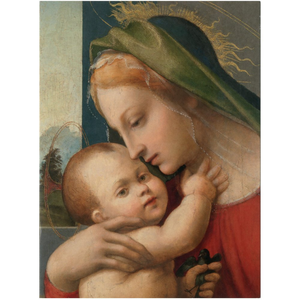 Buy MADONNA AND CHILD RELIGIOUS CHRISTMAS CARDS in Cheap Price on ...